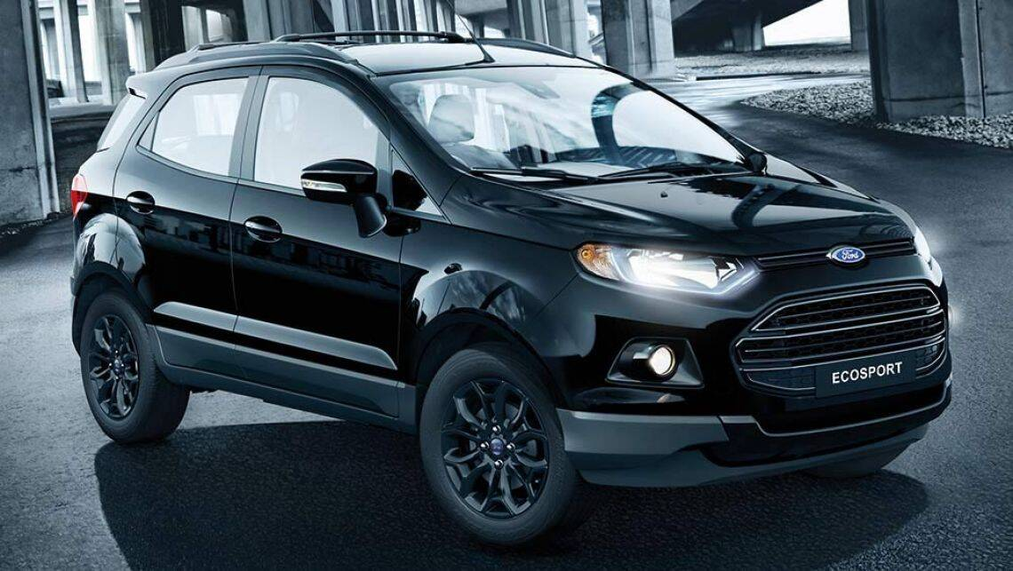 Ford ecosport shadow 2016 new car sales price car news carsguide Ford motor auto sales