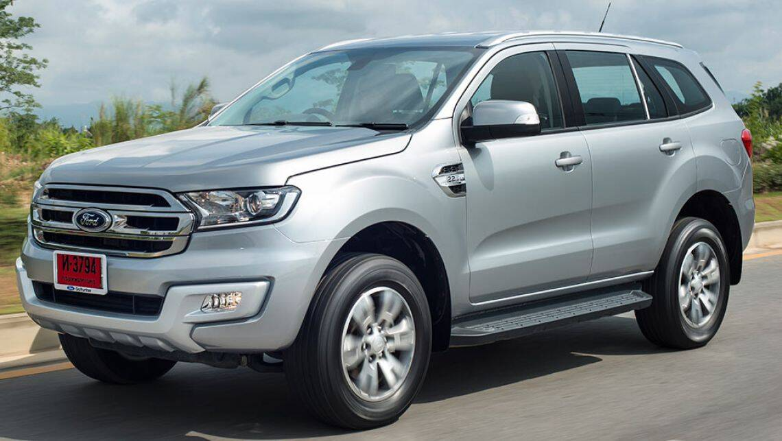 2015 Ford Everest review | first drive | CarsGuide