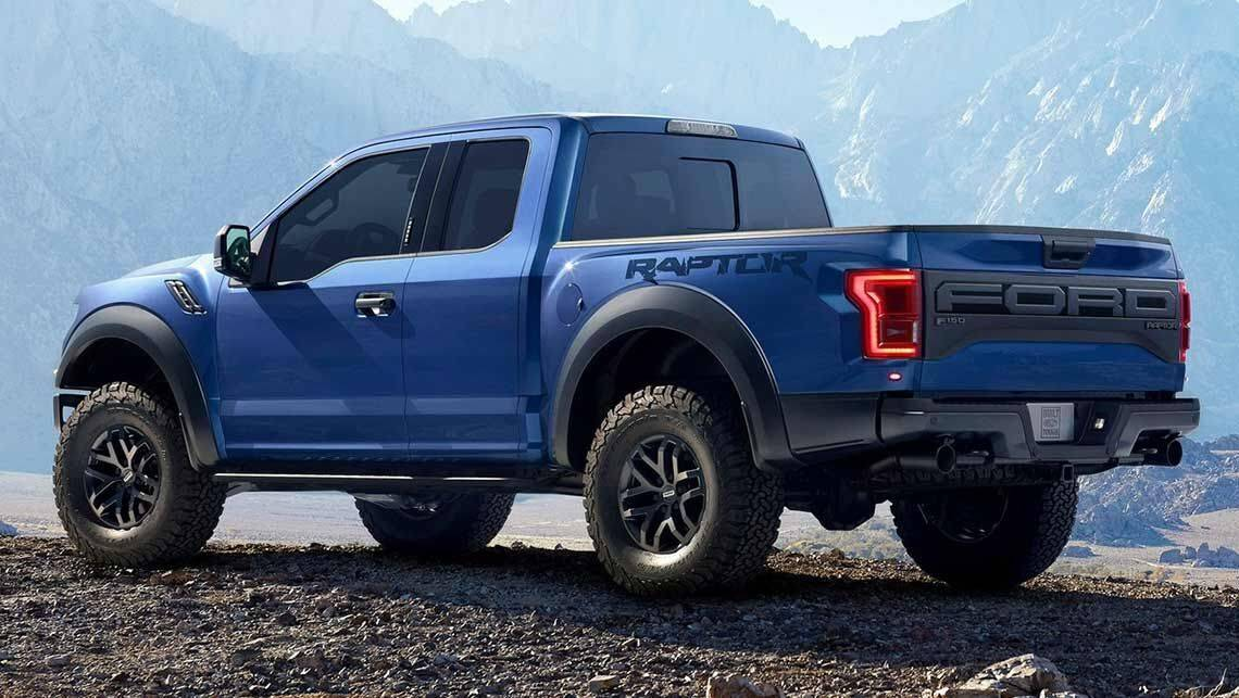 2017 ford f 150 raptor revealed car news carsguide. Black Bedroom Furniture Sets. Home Design Ideas