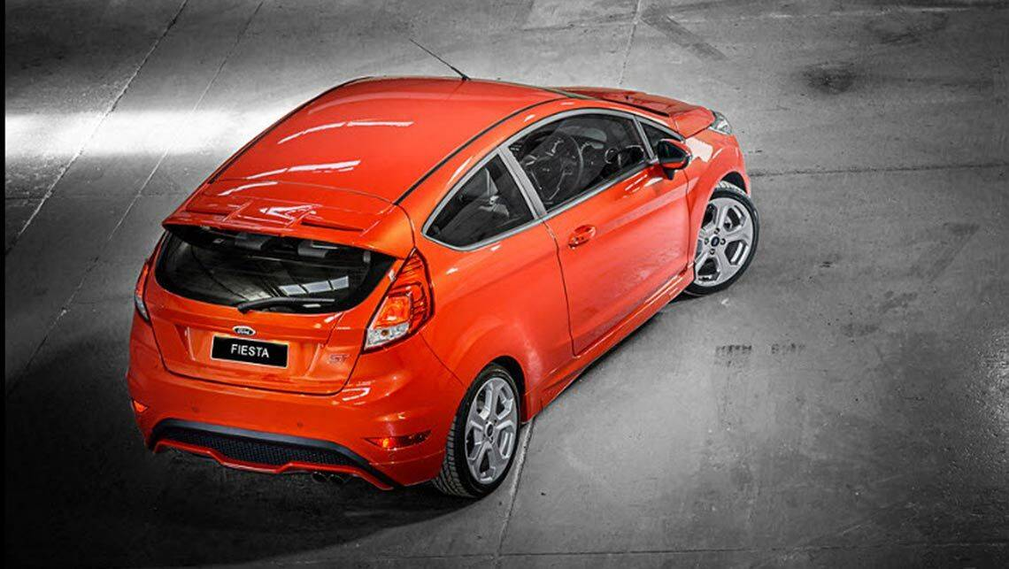 2014 ford fiesta st review carsguide. Cars Review. Best American Auto & Cars Review