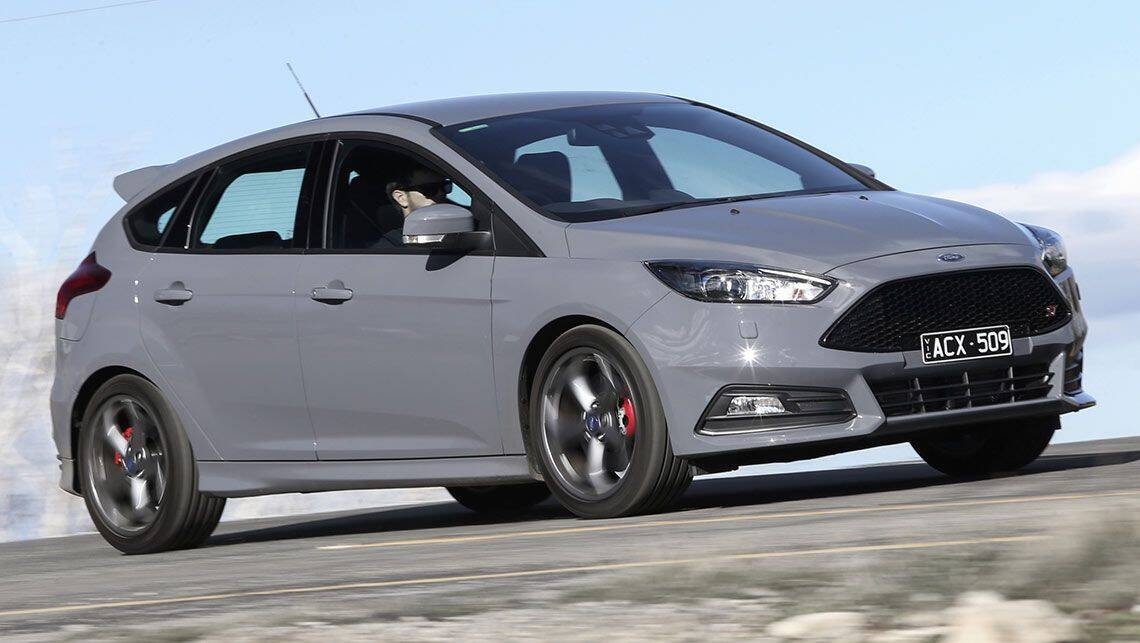 2016 ford focus st review road test carsguide. Black Bedroom Furniture Sets. Home Design Ideas