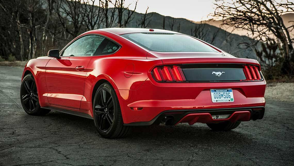 Ford Ecoboost Engine Ford Australia >> 2015 Ford Mustang to cost $45,000 in Australia - Car News | CarsGuide