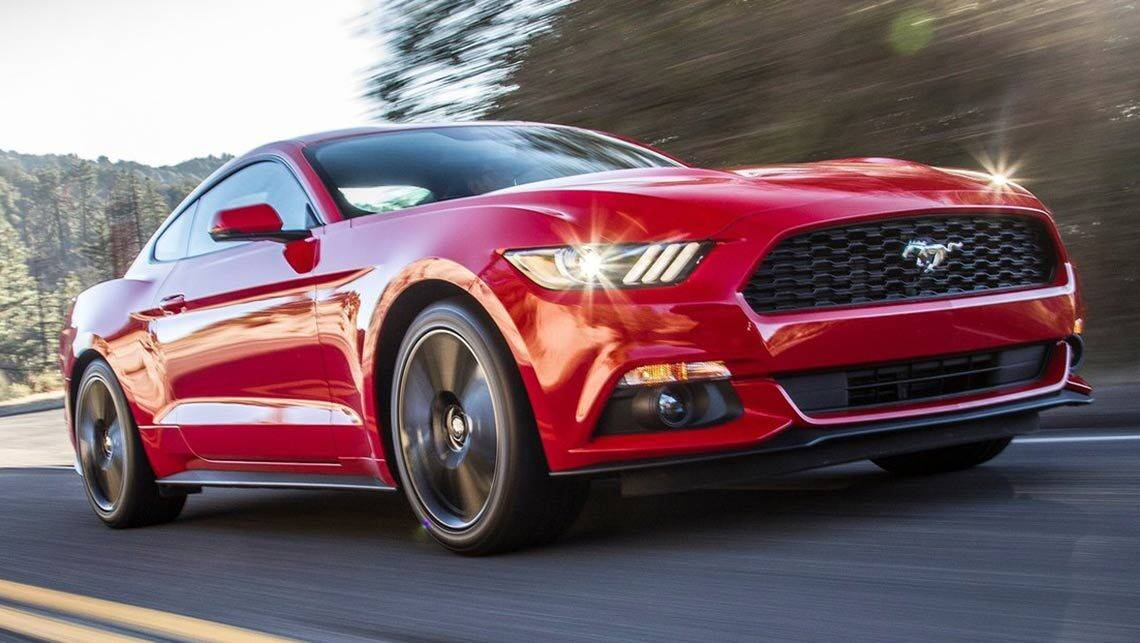 2015 ford mustang to cost 45 000 in australia car news carsguide. Black Bedroom Furniture Sets. Home Design Ideas