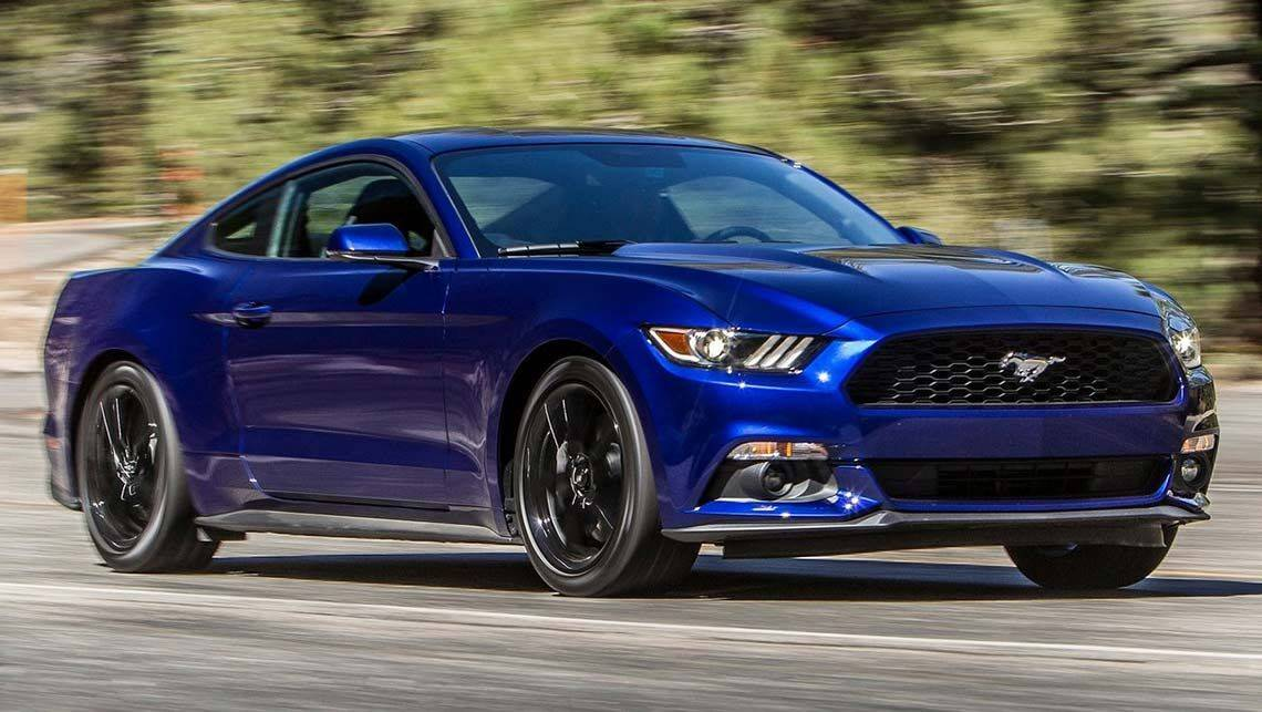 2015 ford mustang 4 cylinder review carsguide. Black Bedroom Furniture Sets. Home Design Ideas