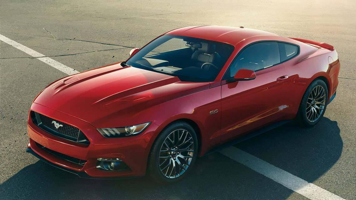 2015 ford mustang v8 gt review carsguide. Black Bedroom Furniture Sets. Home Design Ideas