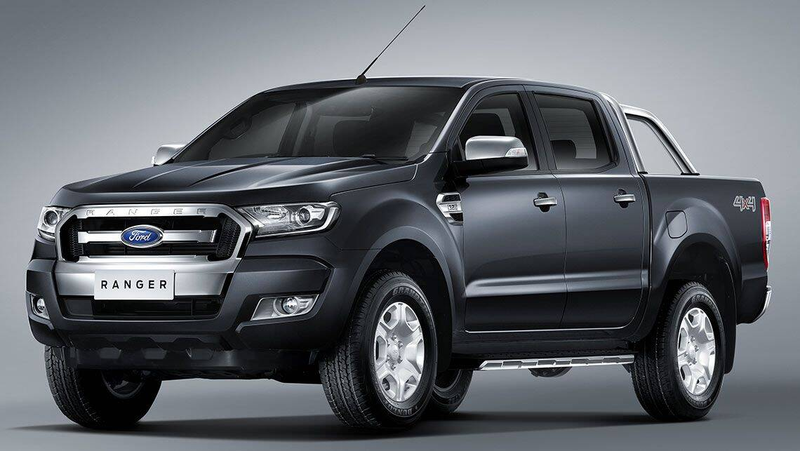2015 px mkii ford ranger new car sales price car news carsguide. Black Bedroom Furniture Sets. Home Design Ideas