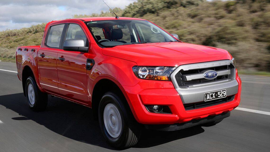 2016 ford ranger xls 4x4 2 2l auto dual cab review road. Black Bedroom Furniture Sets. Home Design Ideas