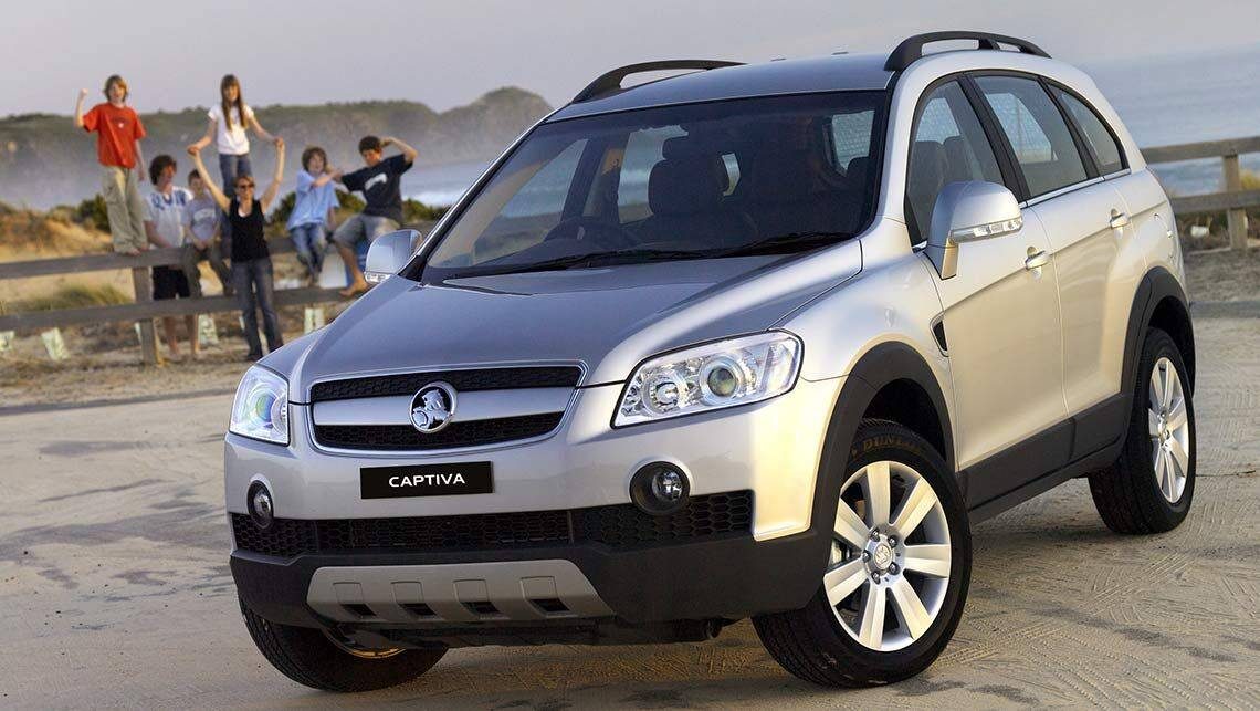 Holden Captiva Used Review 2006 2011 Carsguide