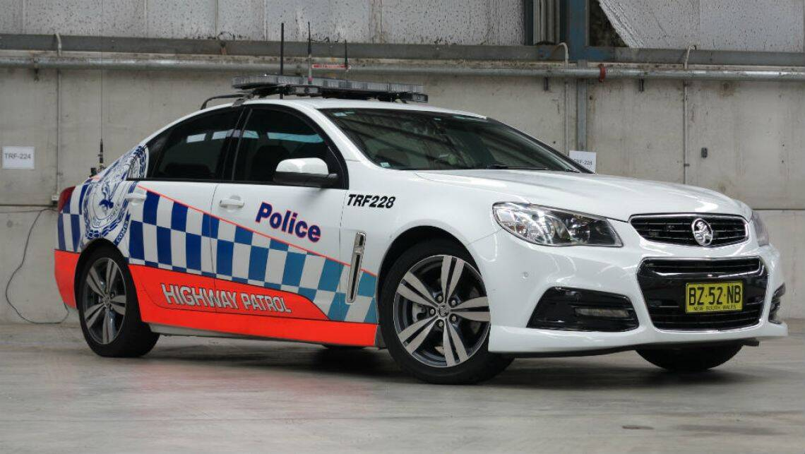 What does the future hold for highway patrol cars car for Holden motor cars australia