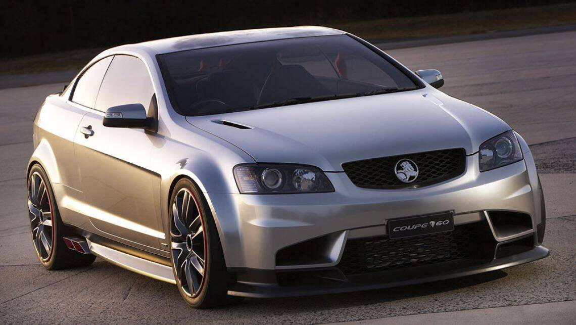 Holden Concept Car Collection To Stay In Australia Car News Carsguide
