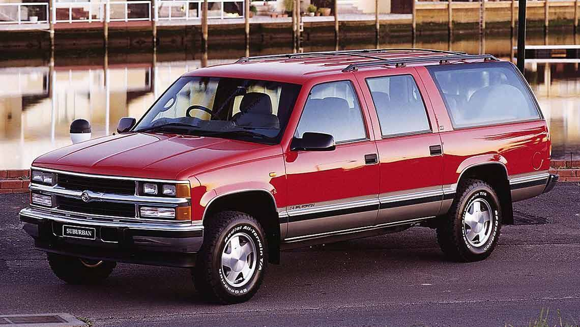 Holden Suburban used review | 1998-2001 | CarsGuide