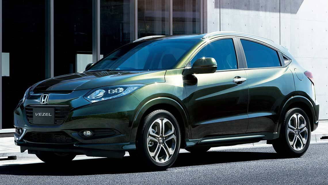 2015 honda hr v suv confirmed for february car news. Black Bedroom Furniture Sets. Home Design Ideas