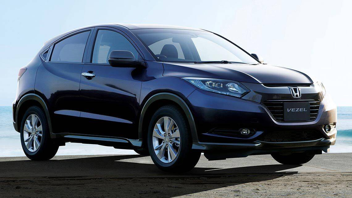 2015 honda hr v suv confirmed for february car news for Honda large suv