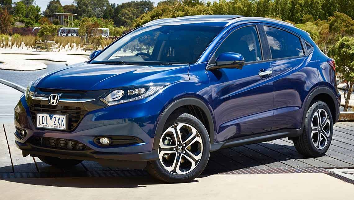 2015 honda hr v review first drive carsguide. Black Bedroom Furniture Sets. Home Design Ideas