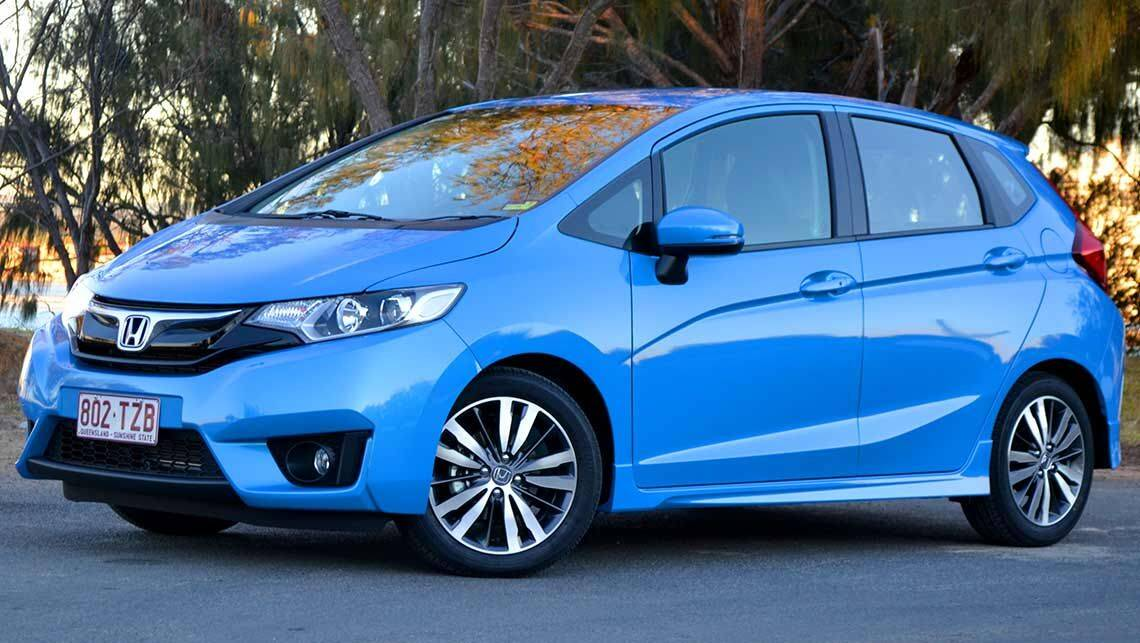 2014 honda jazz review first drive carsguide. Black Bedroom Furniture Sets. Home Design Ideas