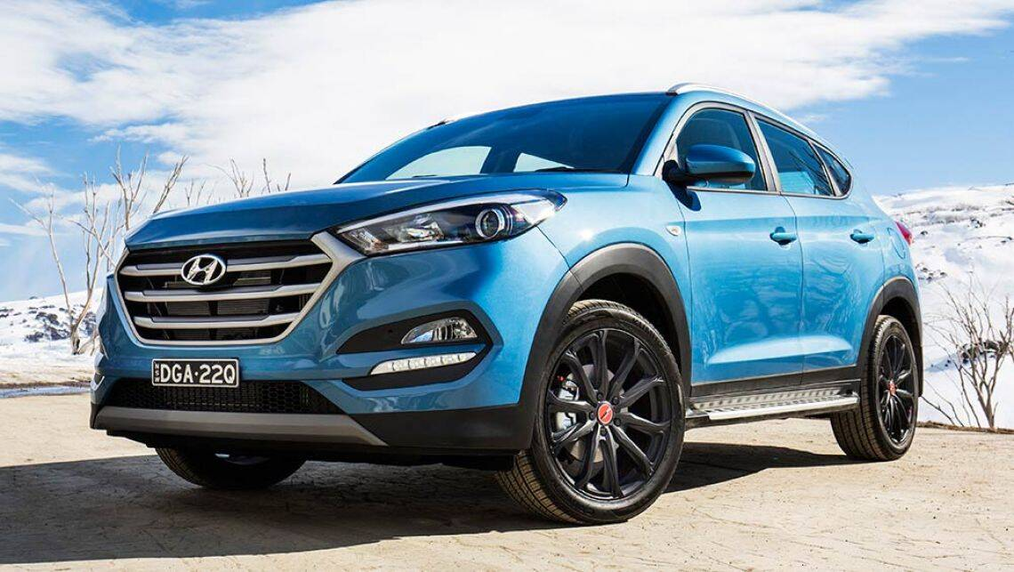 hyundai special edition 39 30 39 tucson and santa fe new car sales price car news carsguide. Black Bedroom Furniture Sets. Home Design Ideas