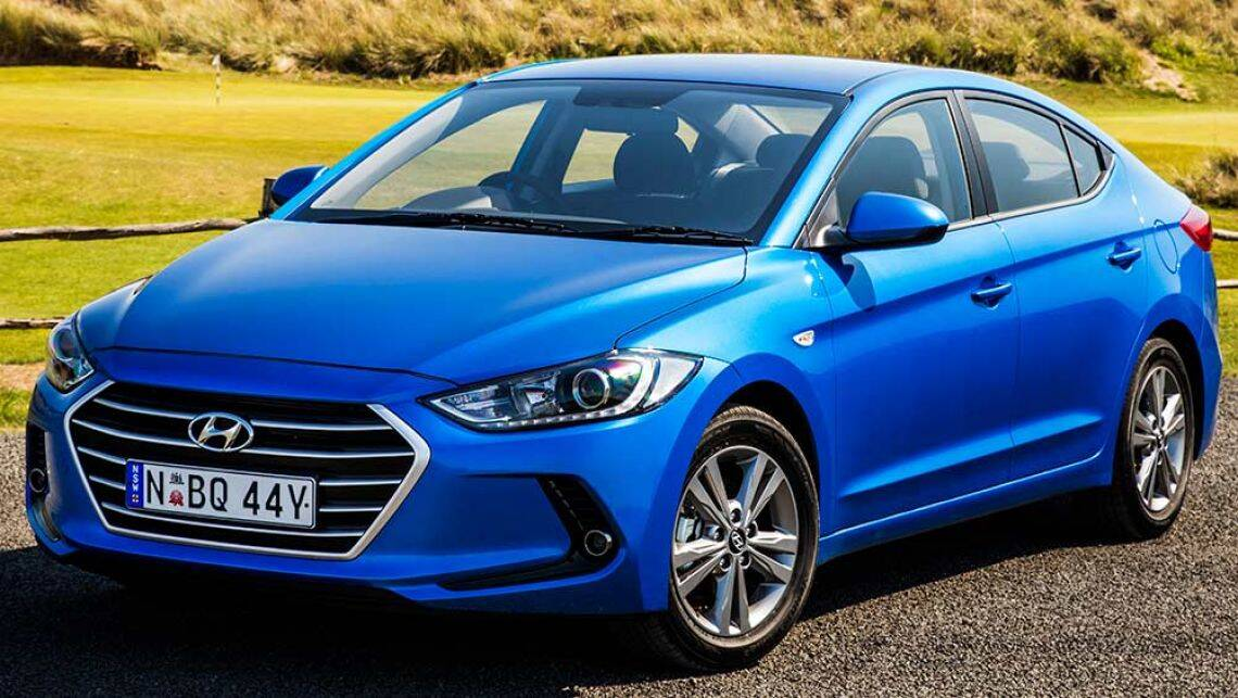 2016 hyundai elantra active review road test carsguide. Black Bedroom Furniture Sets. Home Design Ideas