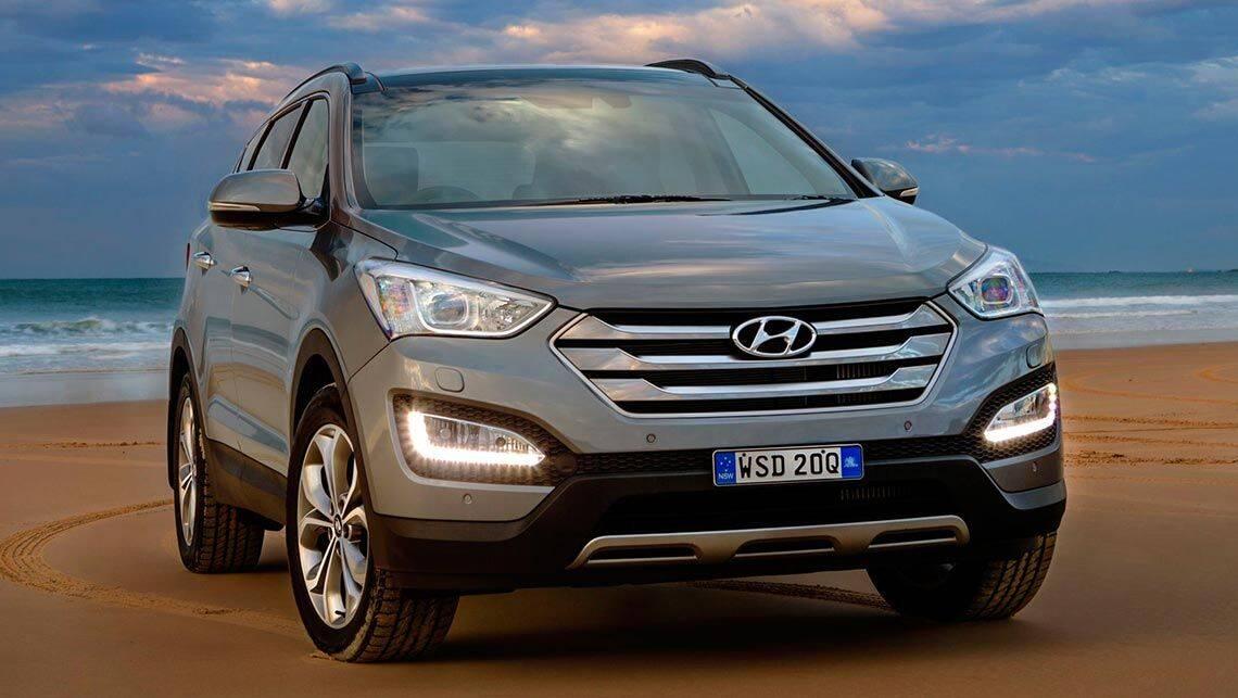 2015 hyundai santa fe highlander review carsguide