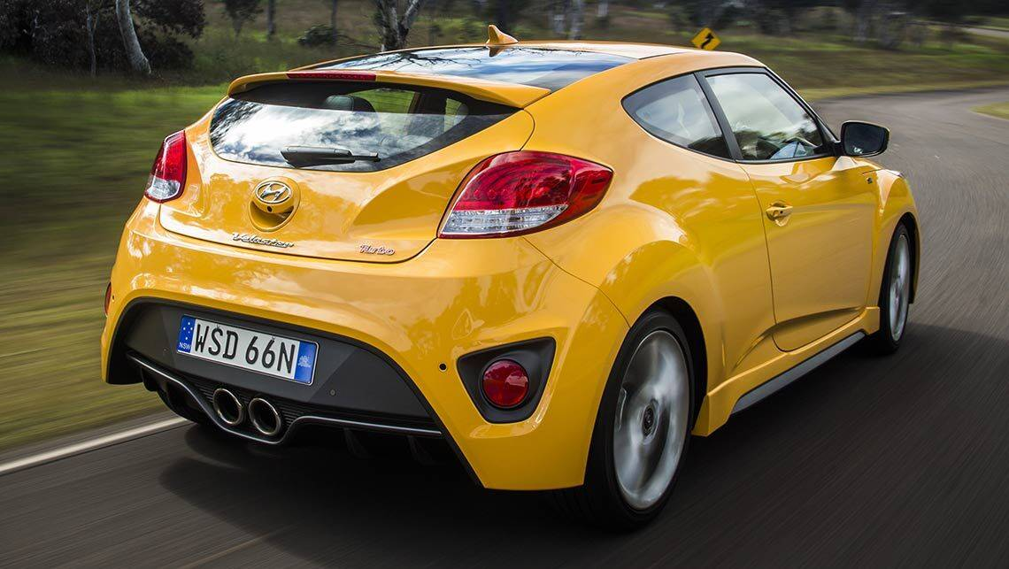 2015 Hyundai Veloster First Drive Carsguide