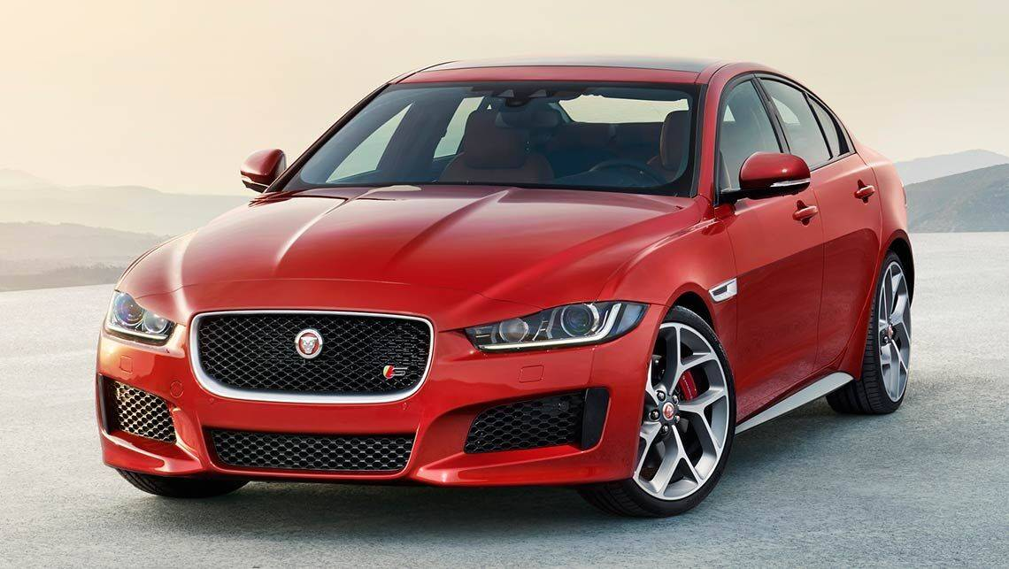2015 jaguar xe previewed car news carsguide. Black Bedroom Furniture Sets. Home Design Ideas