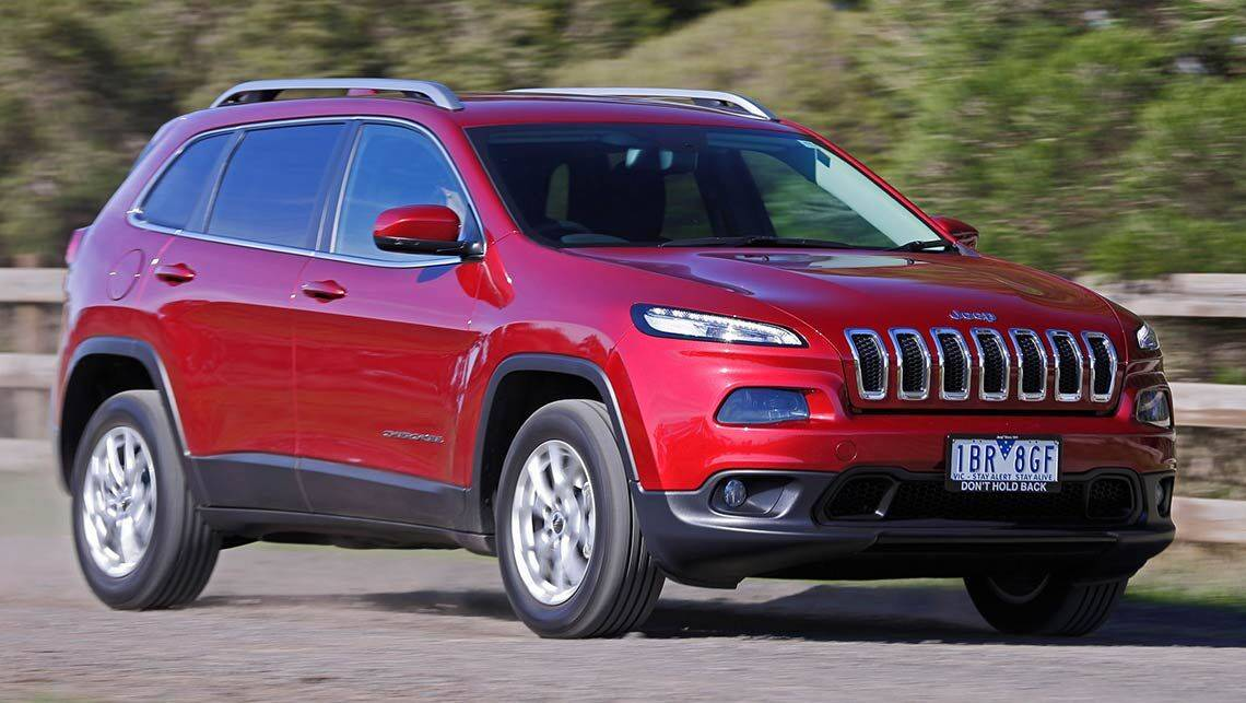 Jeep cherokee longitude test – Begagnad bil