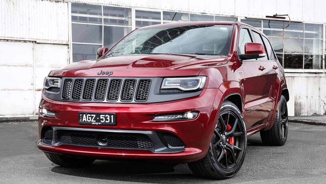 jeep grand cherokee srt night 2016 review first drive. Black Bedroom Furniture Sets. Home Design Ideas