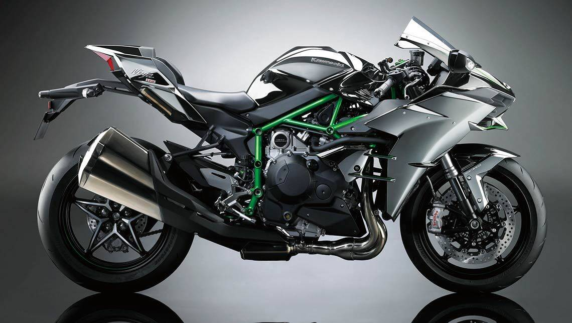 world 39 s fastest motorcycle unveiled kawasaki ninja h2 car news carsguide. Black Bedroom Furniture Sets. Home Design Ideas