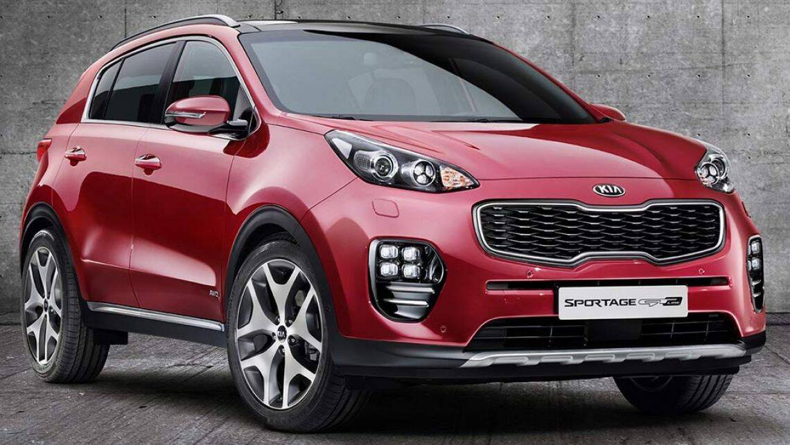 2016 kia sportage interior revealed car news carsguide. Black Bedroom Furniture Sets. Home Design Ideas
