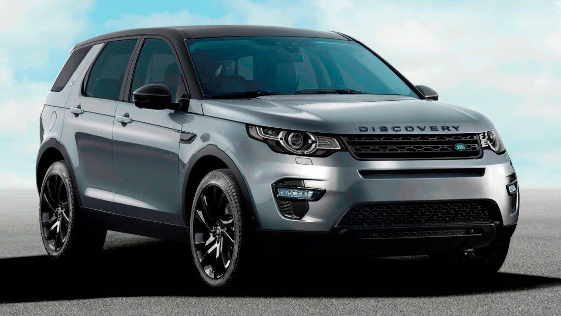 2015 land rover discovery sport revealed car news carsguide. Black Bedroom Furniture Sets. Home Design Ideas