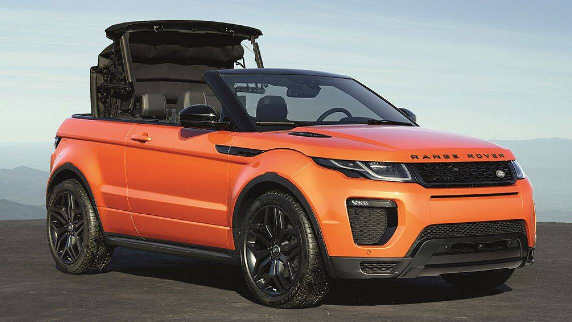 2016 range rover evoque convertible new car sales price. Black Bedroom Furniture Sets. Home Design Ideas