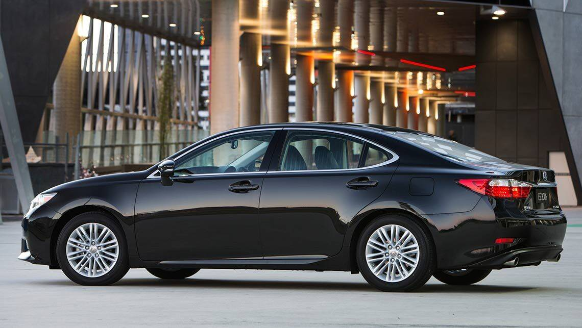Lexus Es Sports Luxury