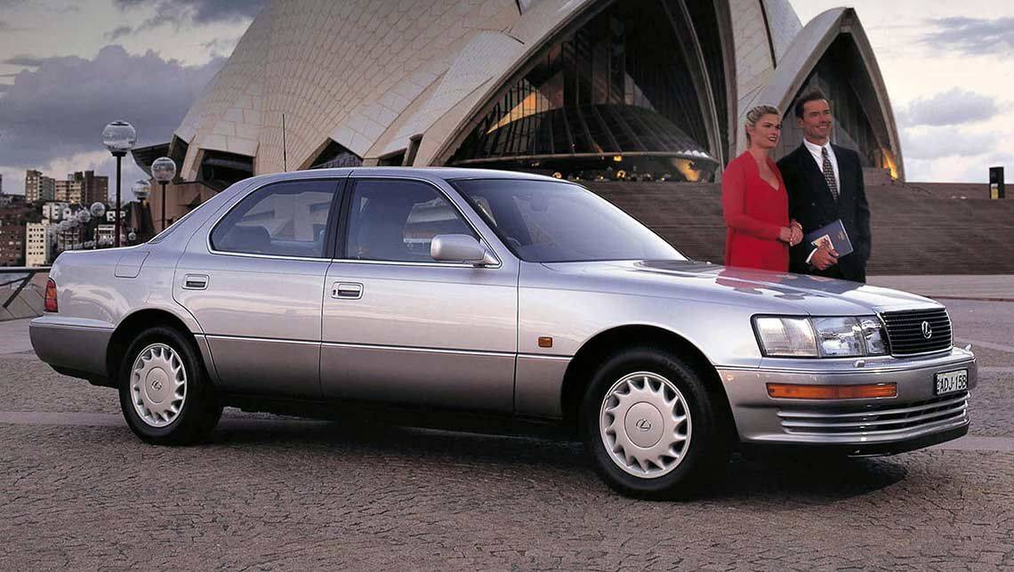 lexus ls used review 1990 2014 carsguide