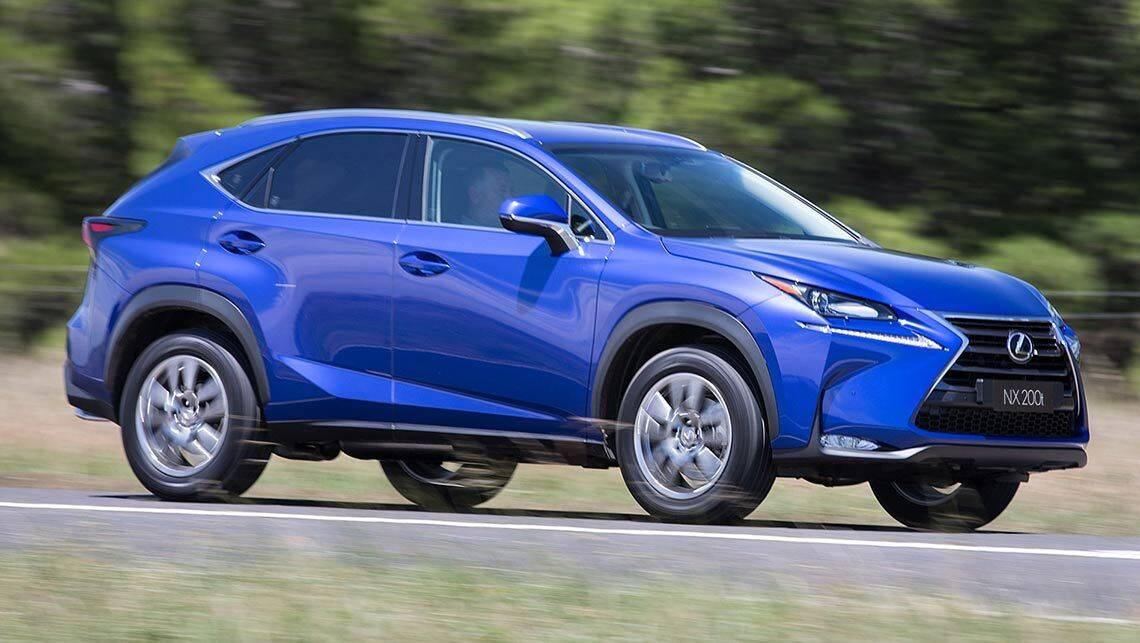 2015 lexus nx200t review first drive carsguide. Black Bedroom Furniture Sets. Home Design Ideas