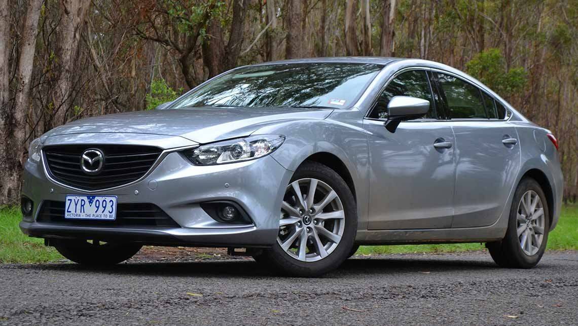 2014 mazda 6 touring petrol sedan review video carsguide. Black Bedroom Furniture Sets. Home Design Ideas