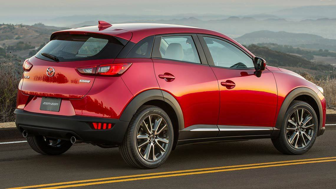 2015 mazda cx 3 revealed car news carsguide. Black Bedroom Furniture Sets. Home Design Ideas