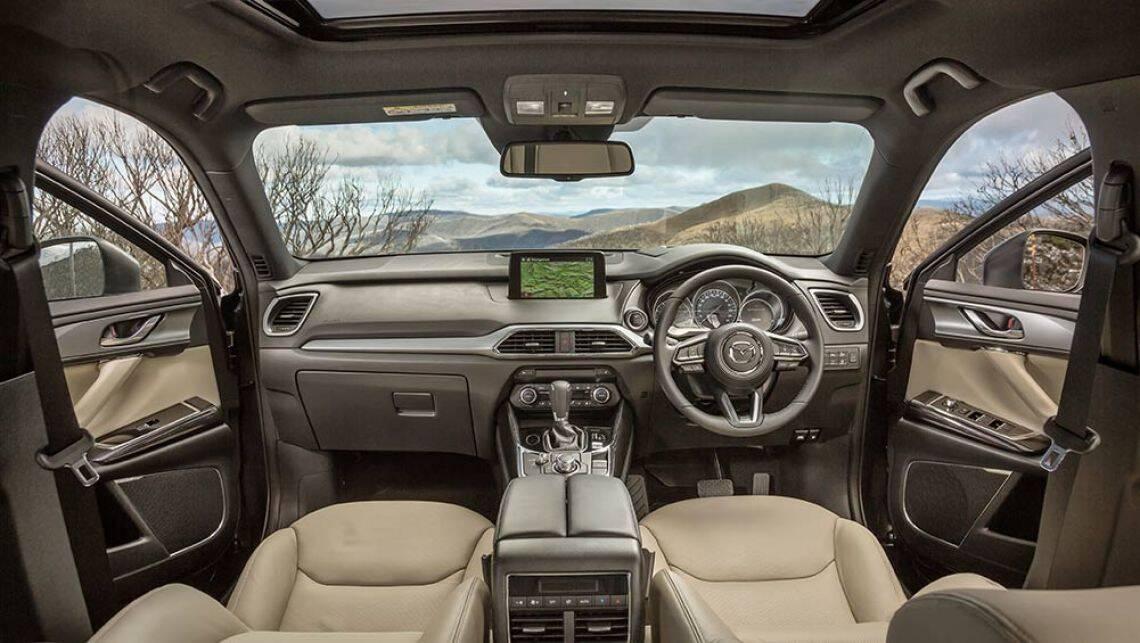 mazda cx 9 2016 review carsguide. Black Bedroom Furniture Sets. Home Design Ideas