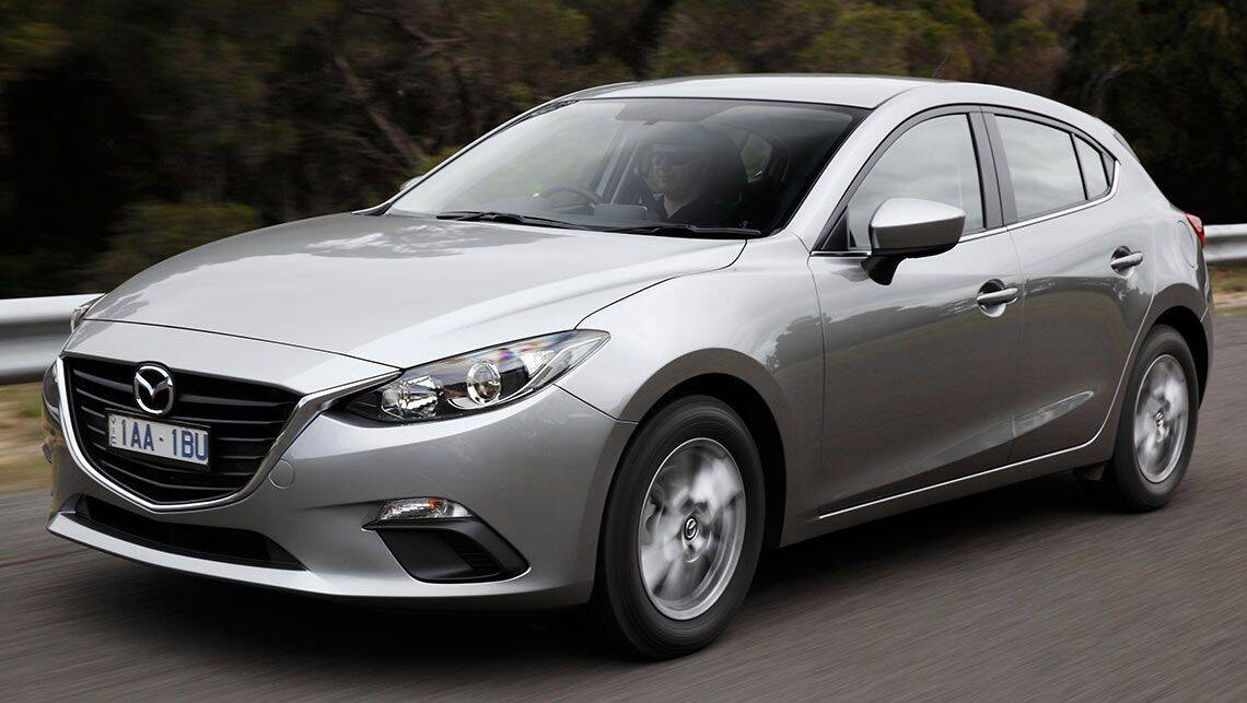 2014 mazda 3 touring hatch review carsguide. Black Bedroom Furniture Sets. Home Design Ideas