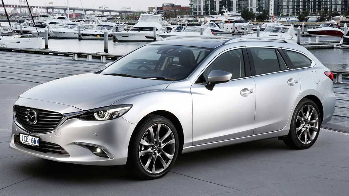 2015 Mazda 6 Review First Drive Carsguide