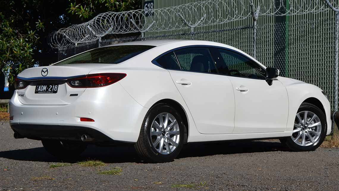 2015 mazda 6 touring sedan review carsguide. Black Bedroom Furniture Sets. Home Design Ideas