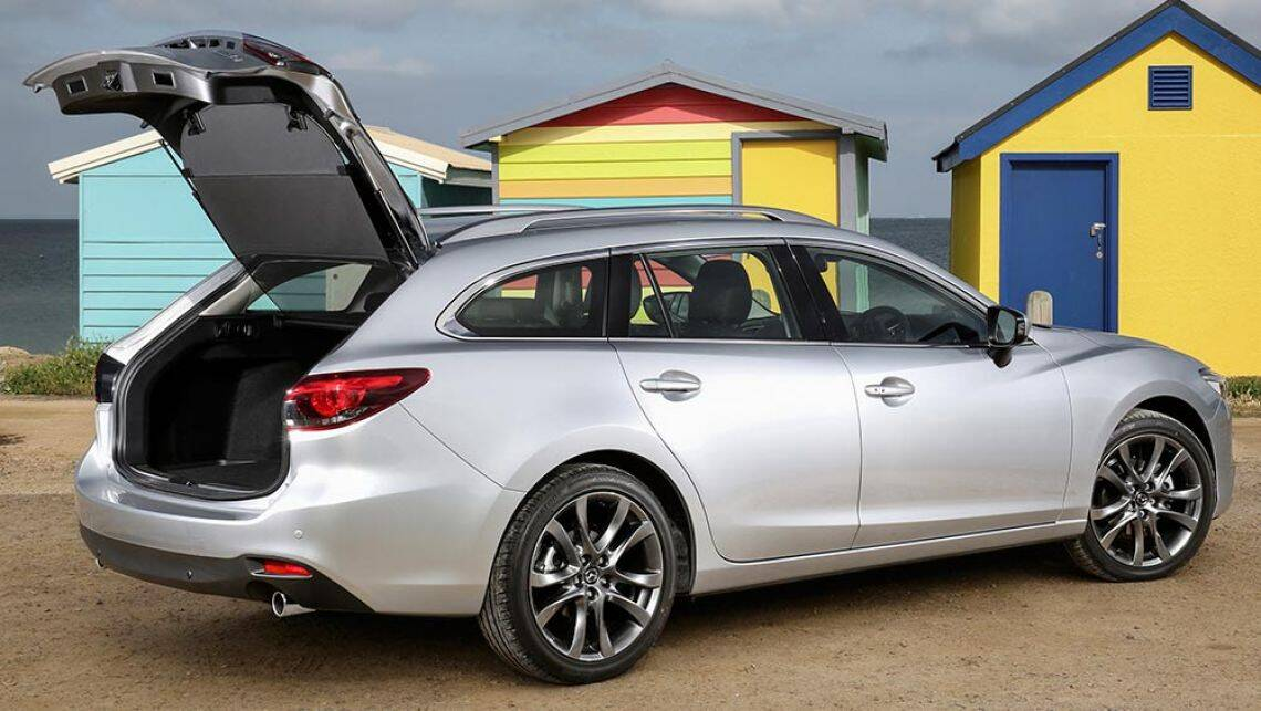 Why A Wagon Is Worth Considering Over An Suv Car News