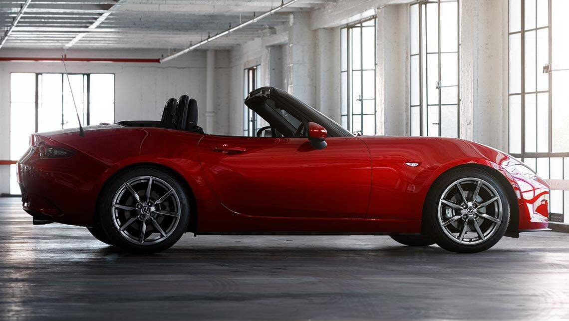 2015 mazda mx 5 to match 1992 pricing car news carsguide. Black Bedroom Furniture Sets. Home Design Ideas