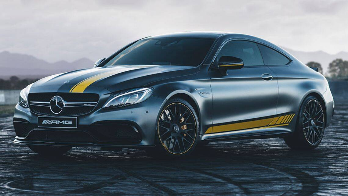 2016 mercedes amg c63 s coupe review carsguide. Black Bedroom Furniture Sets. Home Design Ideas