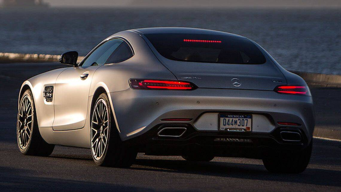 2015 mercedes amg gt s review first drive carsguide. Black Bedroom Furniture Sets. Home Design Ideas