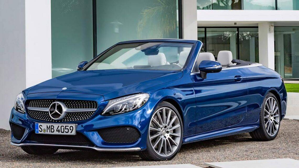 2016 mercedes benz c class cabriolet review first drive carsguide. Black Bedroom Furniture Sets. Home Design Ideas