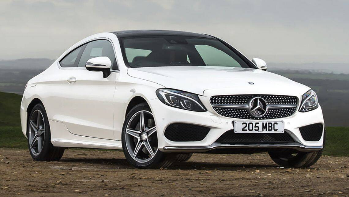 2016 mercedes benz c class coupe new car sales price