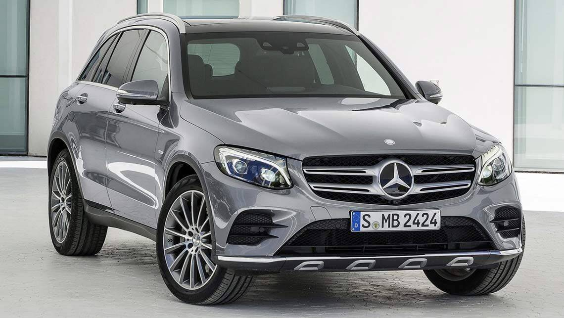 2016 mercedes benz glc revealed car news carsguide. Black Bedroom Furniture Sets. Home Design Ideas