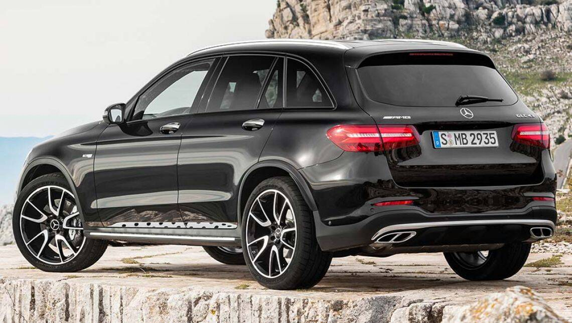 2016 mercedes glc coupe unveiled at the new york motor show car news carsguide. Black Bedroom Furniture Sets. Home Design Ideas