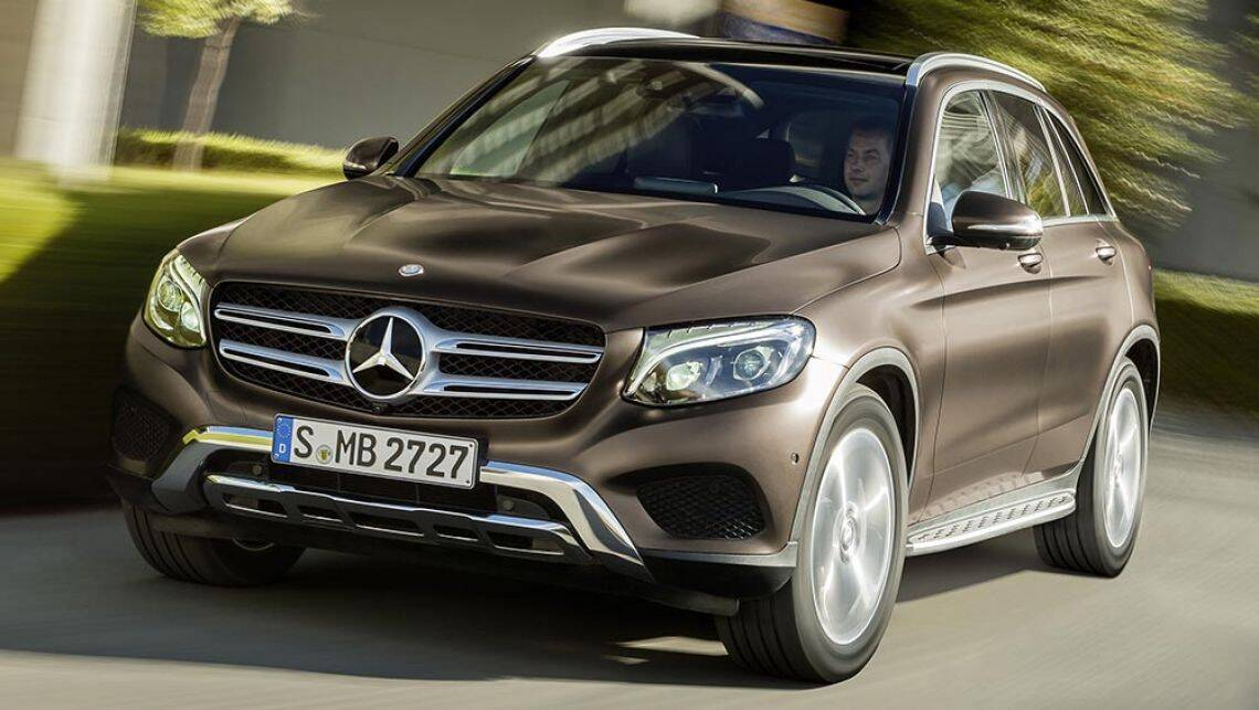 2015 mercedes benz glc suv pricing announced car news for Mercedes benz glc