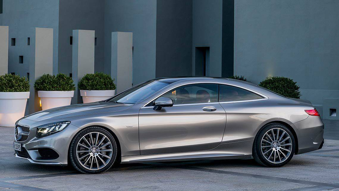 2015 mercedes s class coupe to appear at motorclassica for Mercedes benz coupes list