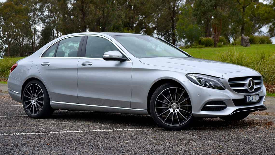 Mercedes benz c250 bluetec 2015 review carsguide for Mercedes benz bluetec diesel